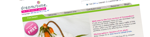 Web design in York - where to find new images